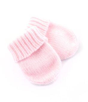 267bp Cashmere Baby Mitt