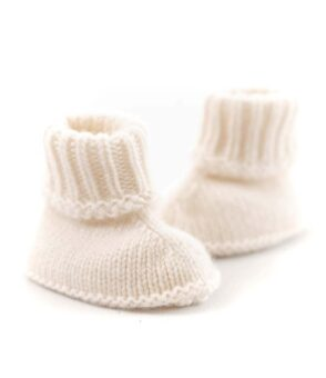 268wh Cashmere Baby Bootie