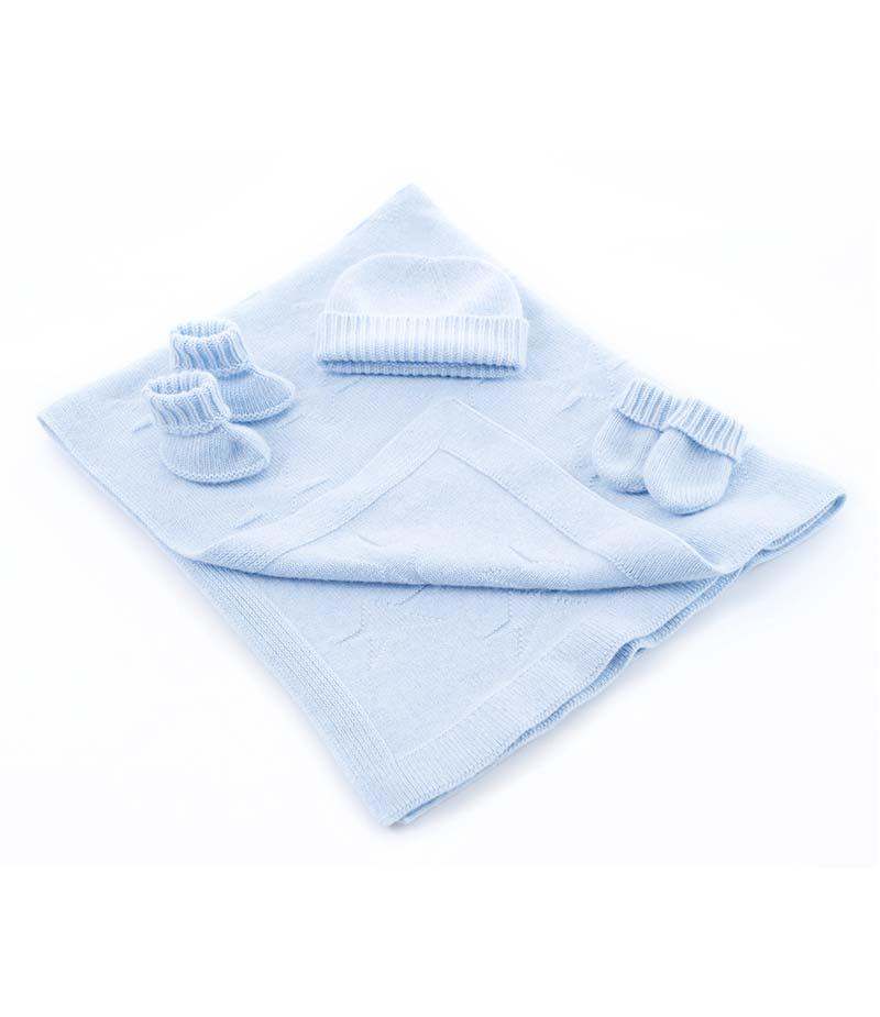 293bb Cashmere Baby Set