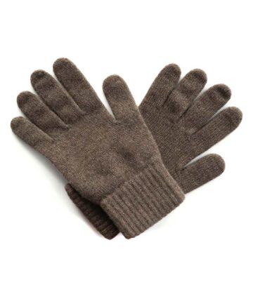 120mo Cashmere Plain Glove