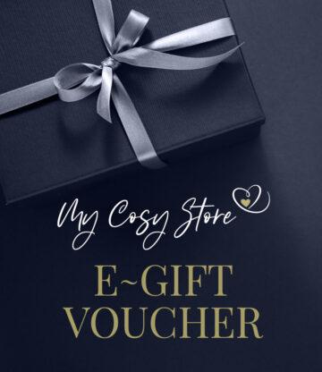 My Cosy Store E Gift Voucher