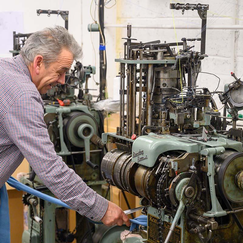 Original Knitting Machine