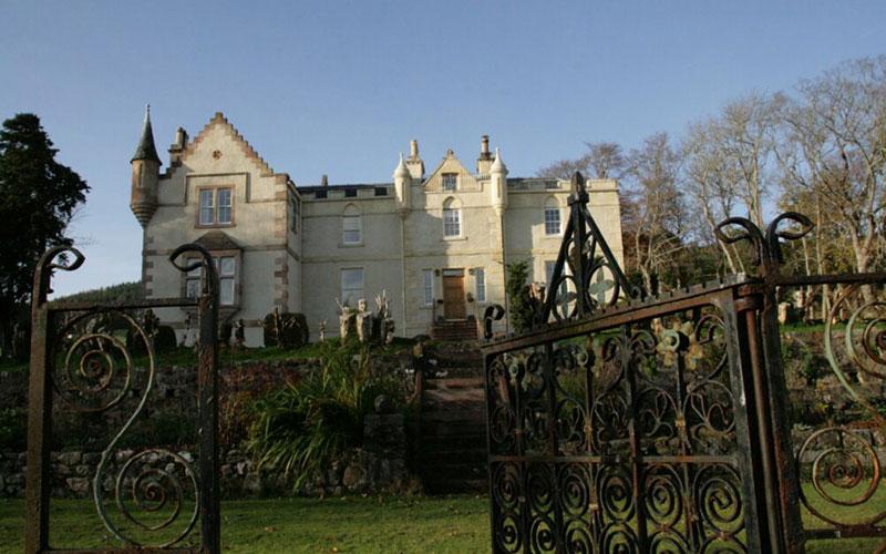 assynt house ross shire