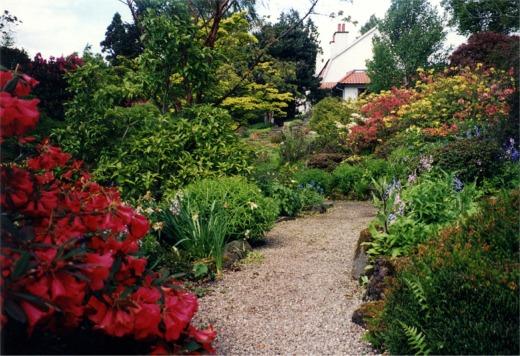 branklyn garden, perth geograph.org.uk 348247