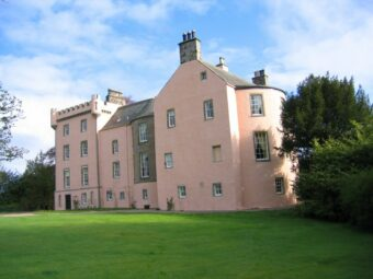 geograph 5388 stephen bowden castle of park (12th century)