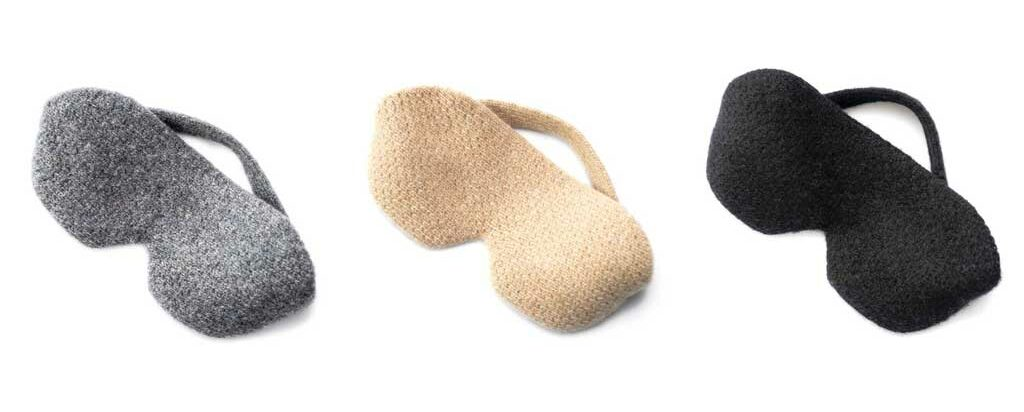 destination comfort eye masks