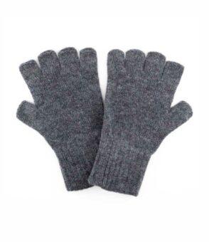 117de mens cashmere fingerless glove