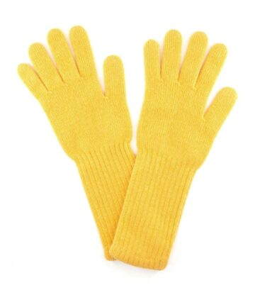 131ye cashmere gloves longer cuff