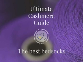 ultimate cashmere guide bestbedsocks