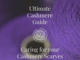 ultimate cashmere guide caringcashmerescarves