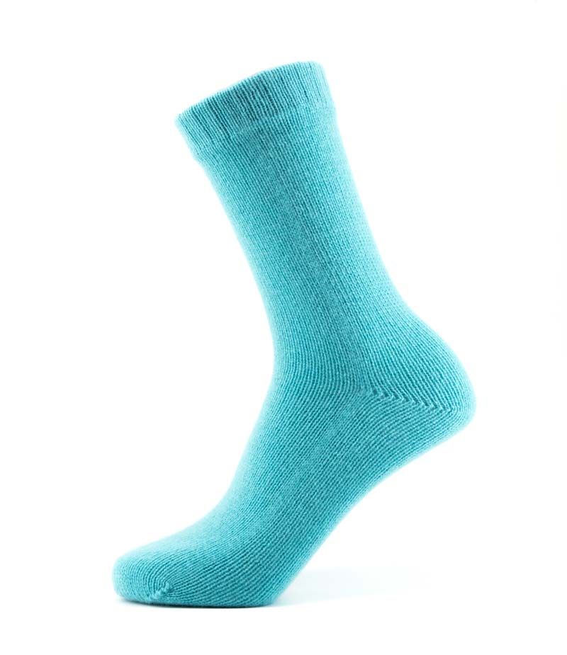 127az cashmere ankle bed sock