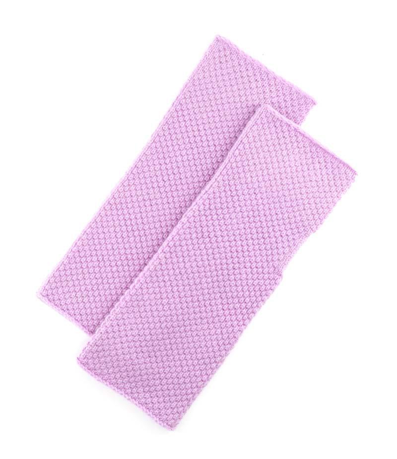 237ll cashmere tuck stitch wristwarmer